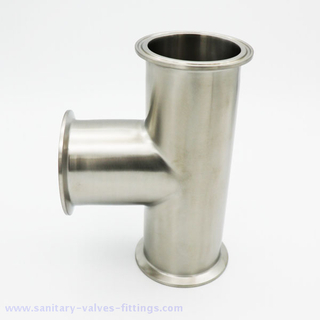 China tri clover sanitary fittings manufacturers, tri clover